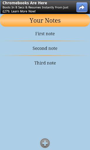 Evernote 6 Android 目前最好版本!內建網頁全文擷取| T客邦- 我只 ...