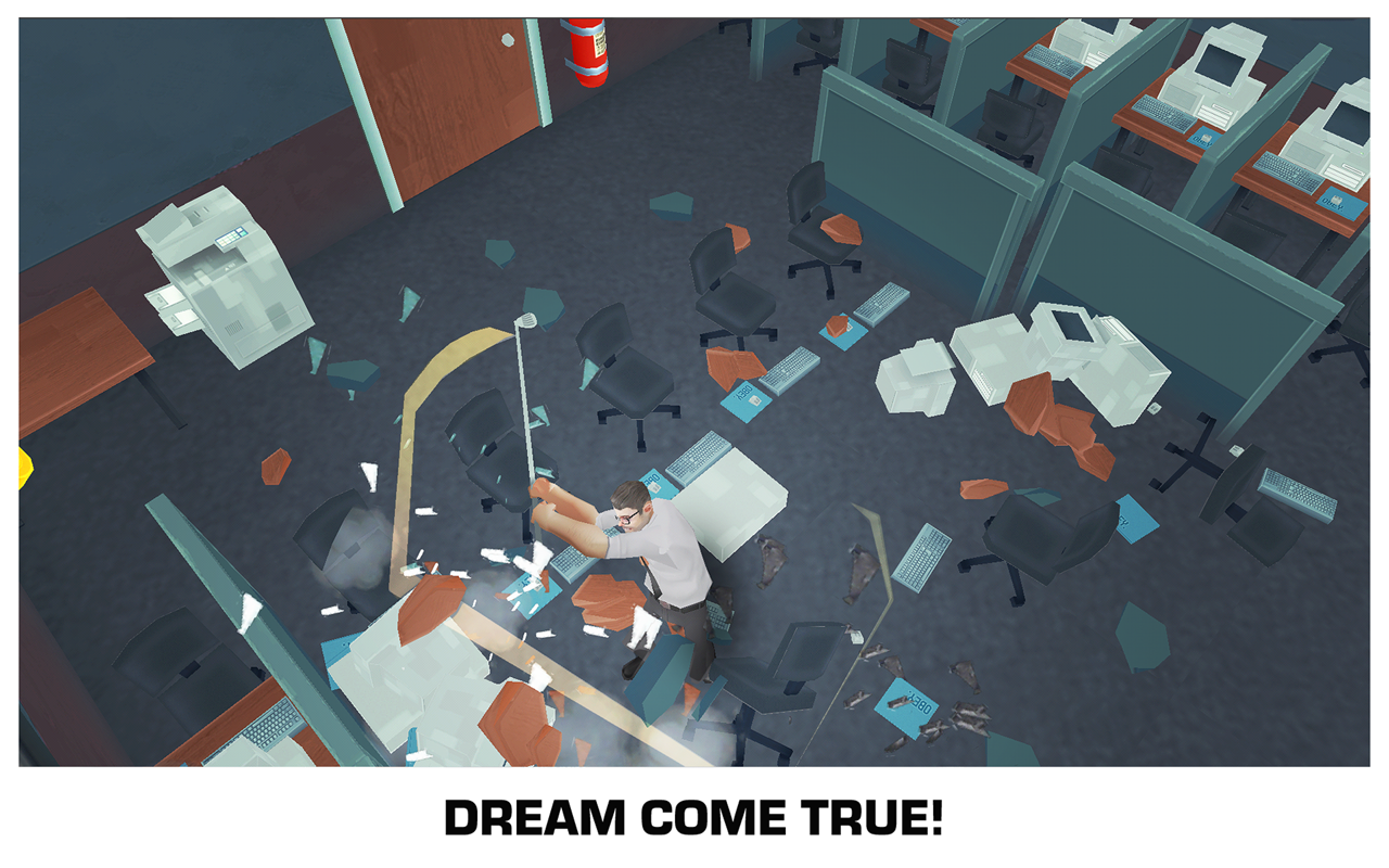 Smash the Office - Stress Fix! Screenshot 11