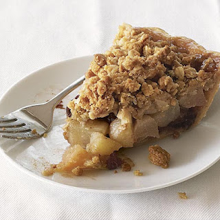 Traditional South African Fresh Pear Pie