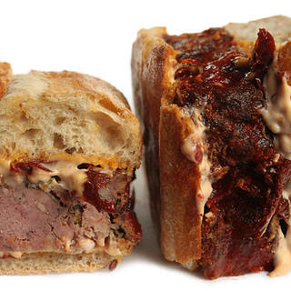 Spicy Meatloaf Sandwich