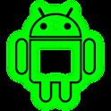 GloWorks Lime ADW Theme icon