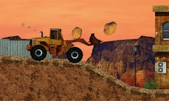 Screenshot of Bulldozer mania