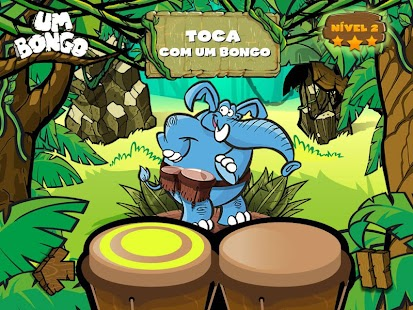 Play with um Bongo- screenshot thumbnail