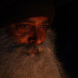 D - Lighted by Pulak Konar - People Portraits of Men ( anindya ghosh, sankar ghose )