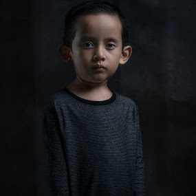 my treasure by Syam Kiki - Babies & Children Child Portraits ( boys, male, fiqrie, 50mm, malaysia, kids, nikon, portrait )