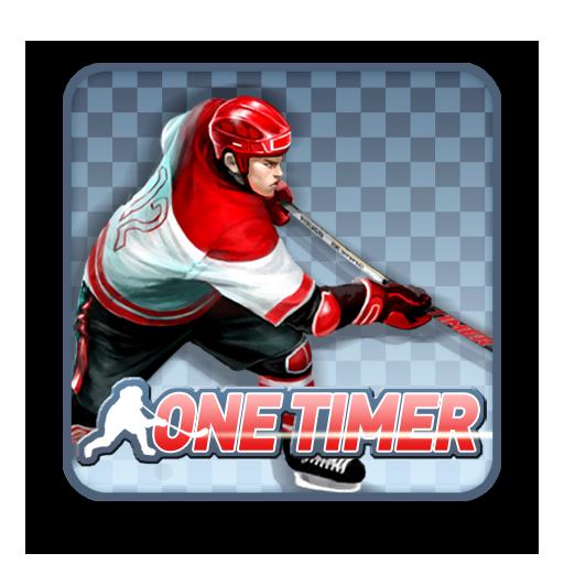 Ice Hockey - One Timer (Free) 體育競技 App LOGO-APP開箱王