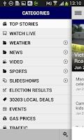 Screenshot of WAVE 3 News