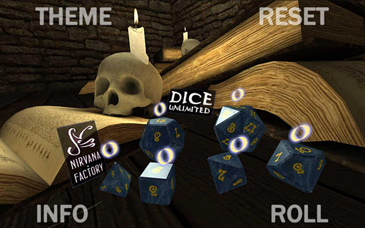 DICE UNLIMITED - free