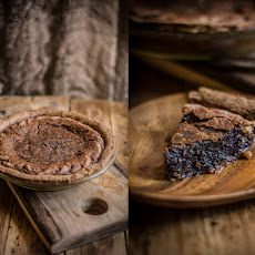 Chocolate Chess Pie & A Giveaway