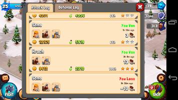 Screenshot of Vikings Battle