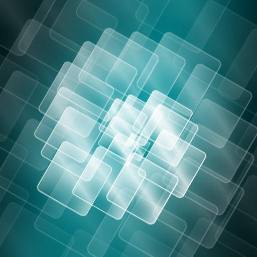 个人化のホログリッドPro版ライブ壁紙 Holo Grid LOGO-記事Game