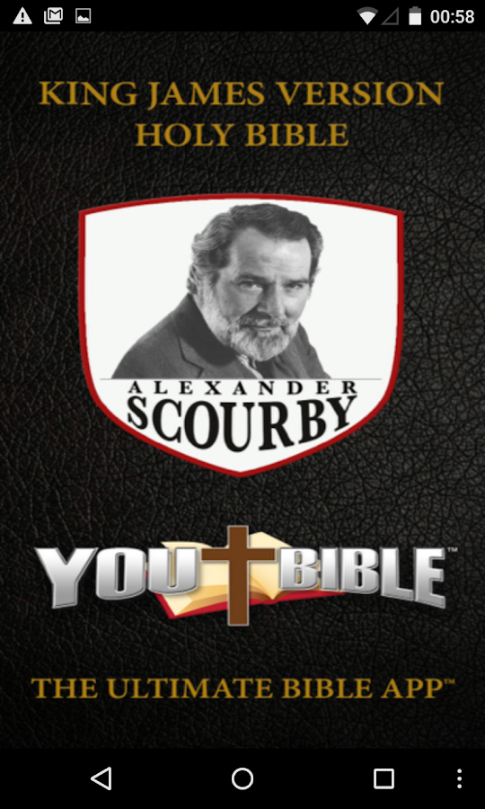 Scourby YouBible Screenshot 0