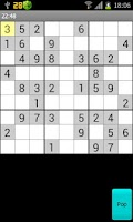 Screenshot of Türkçe Sudoku