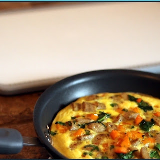 Easy Skillet Frittata – Bariatric Friendly Meal