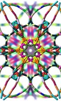 Screenshot of Color Kaleidoscope