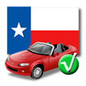 Texas Driver License Practice icon