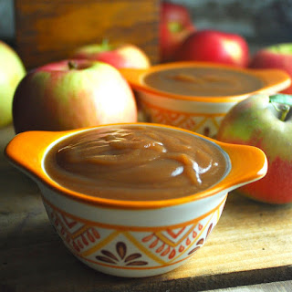 All Night Crockpot Apple Butter