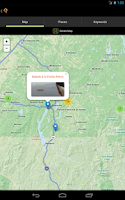 Screenshot of BaladoDiscovery - GPS tours