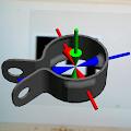Android aplikacija AR CAD - MagicBook
