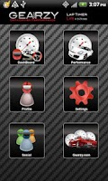 Screenshot of Gearzy Lap Timer Lite