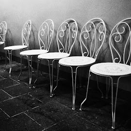 Chairs by Claudia Imhasly - Artistic Objects Furniture ( Chair, Chairs, Sitting )