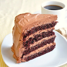Chocolate Buttercream Cake