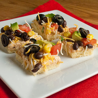 Mexican Pizza With Crescent Rolls Recipes
