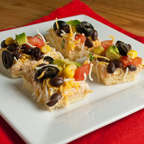 Crescent Mexican Pizza