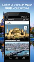 Screenshot of Istanbul
