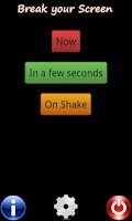 Screenshot of Break your screen - Pro (Full)