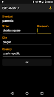Screenshot of Voice Commands for Navigation