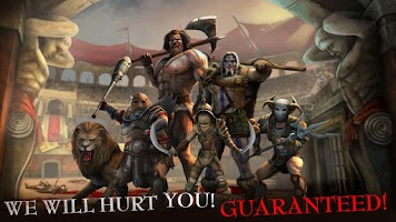 Screenshot of I, Gladiator
