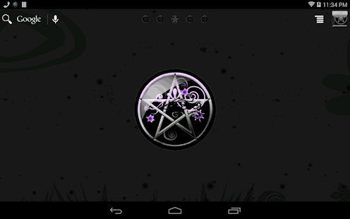 Pagan Live Wallpaper - screenshot