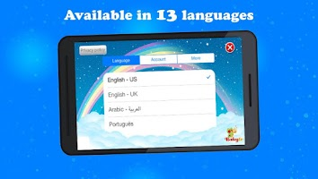 Screenshot of BabyTV Mobile