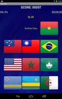 Screenshot of Flag Quiz Free