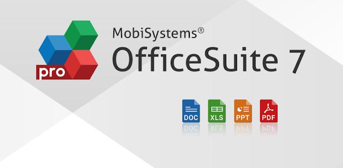 صور تطبيق الاوفيس الرائع للاندرويد OfficeSuite v7.4.1610 نسخه
