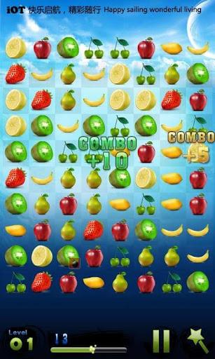 玩免費休閒APP|下載水果对对碰 app不用錢|硬是要APP
