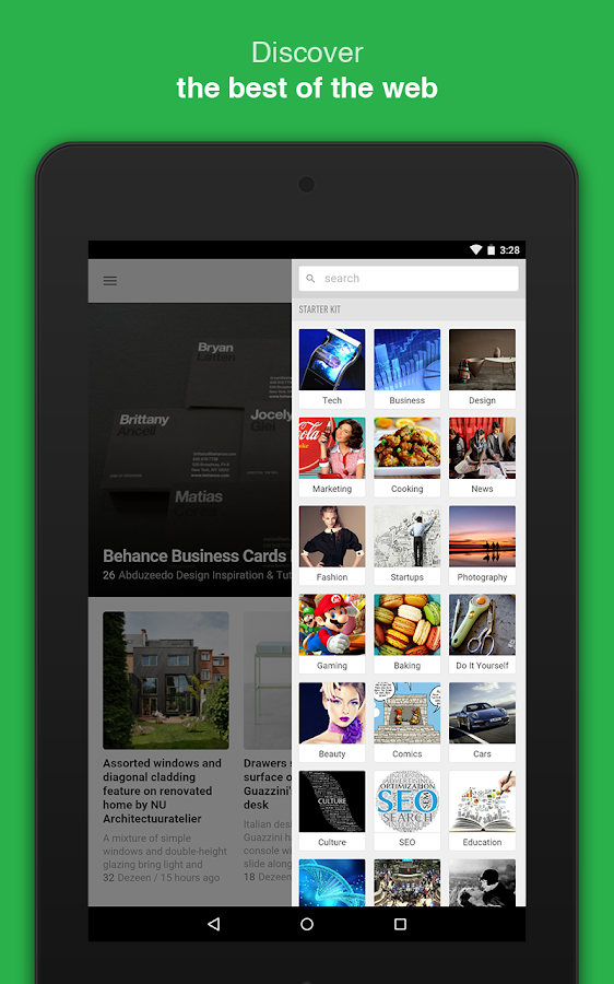 Feedly - Get Smarter Screenshot 9