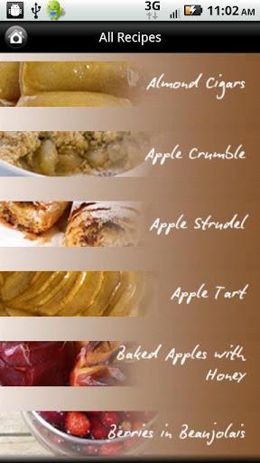 生活必備APP下載 iCooking Desserts 好玩app不花錢 綠色工廠好玩App