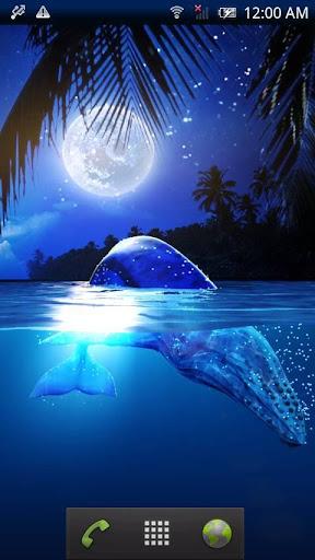 クジラ★Moon