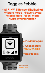 download Toggles for Pebble