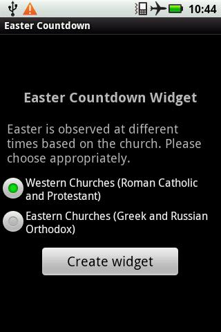 玩免費娛樂APP|下載Countdown to Easter app不用錢|硬是要APP