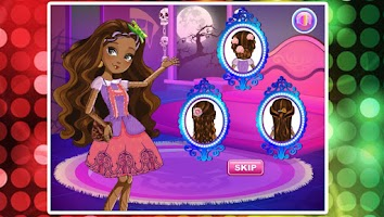 Screenshot of Girls Makeup And Hairstyles