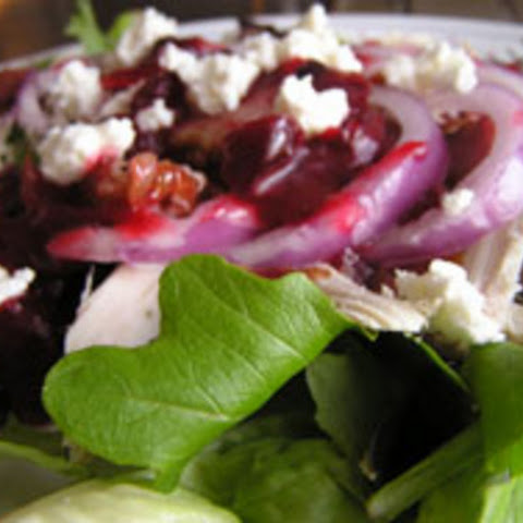 Cranberry Salad Dressing
