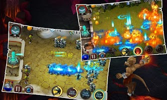 Screenshot of Kill Devils - Free Game