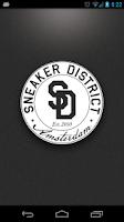 Screenshot of SneakerDistrict