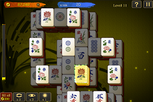 Screenshot of Amazing Mahjong