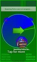 Screenshot of Police Radar Detector