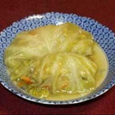 Japanese Cabbage Rolls