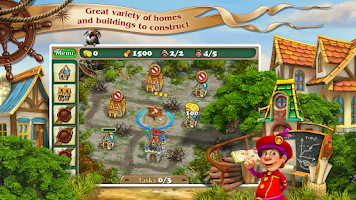 Screenshot of Royal Envoy